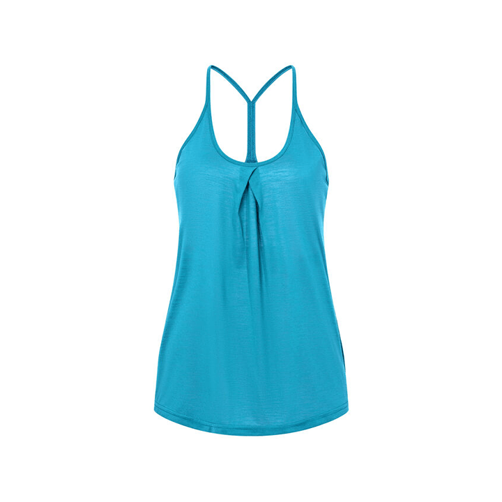 Black Diamond Friction Dames Hemd Fjord Blue - Monkshop