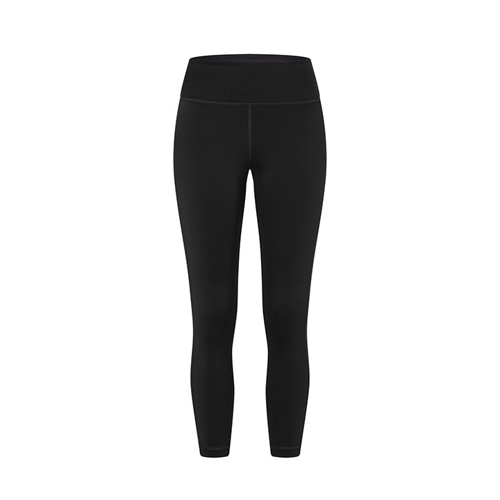 Black Diamond Rise Dames Legging Black - Monkshop