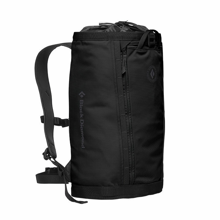 Black Diamond Street Creek 24 Rugzak Black - Monkshop