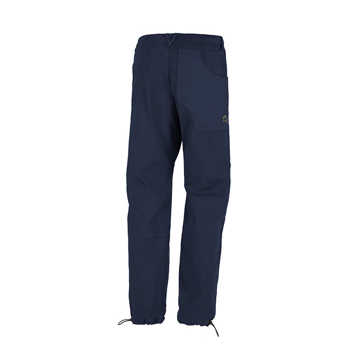 E9 Fuoco Heren Klimbroek Blue Navy - Monkshop