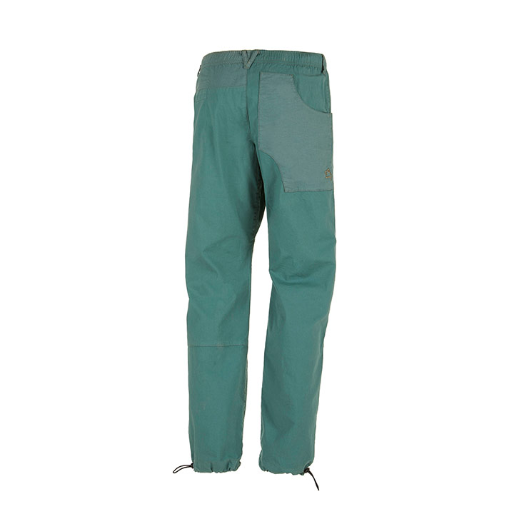 E9 Fuoco Heren Klimbroek Sage Green - Monkshop