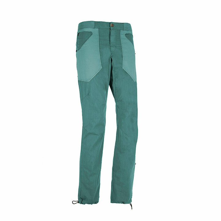 E9 Ananas Heren Klimbroek Sage Green - Monkshop