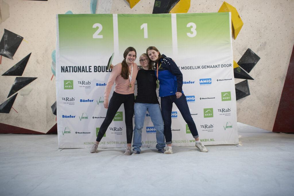 Mette Nederlands Kampioen Meisjes Junioren