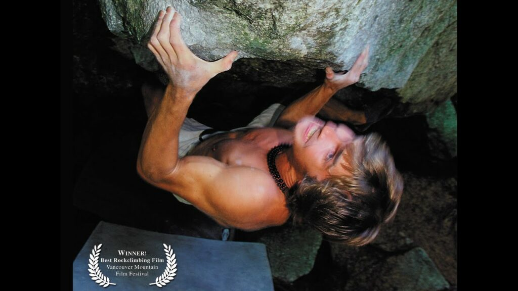 Chris Sharma in Rampage