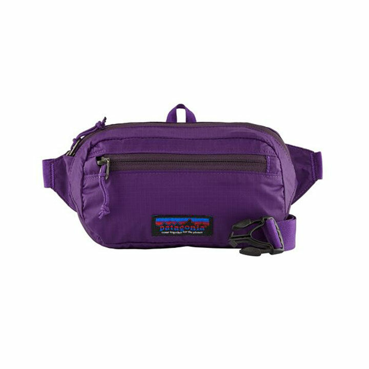 Patagonia Ultralight Black Hole Mini Heuptas Purple - Monkshop