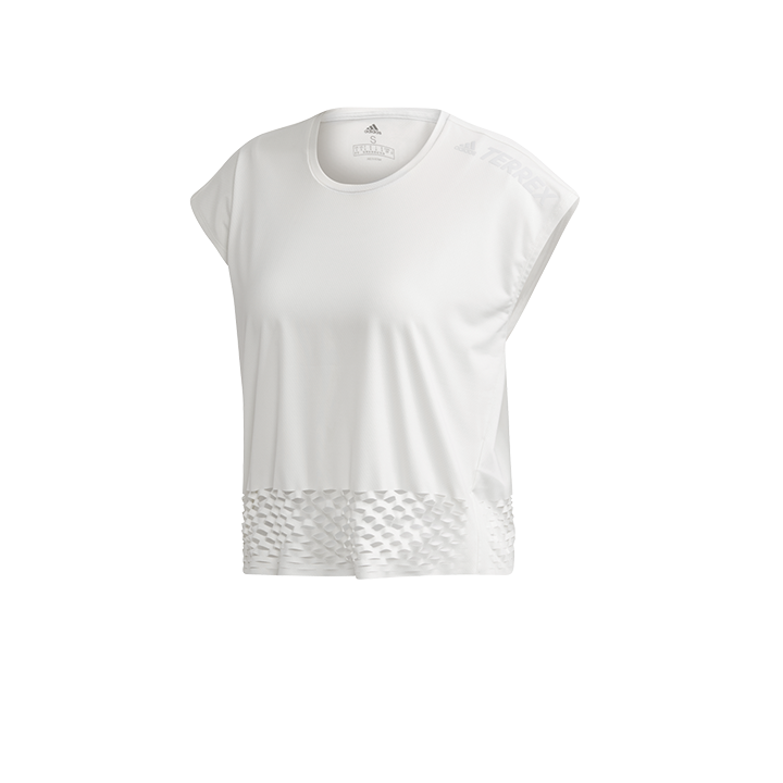 Adidas Terrex Agravic All Around Dames Crop Top Non-Dyed - Monkshop