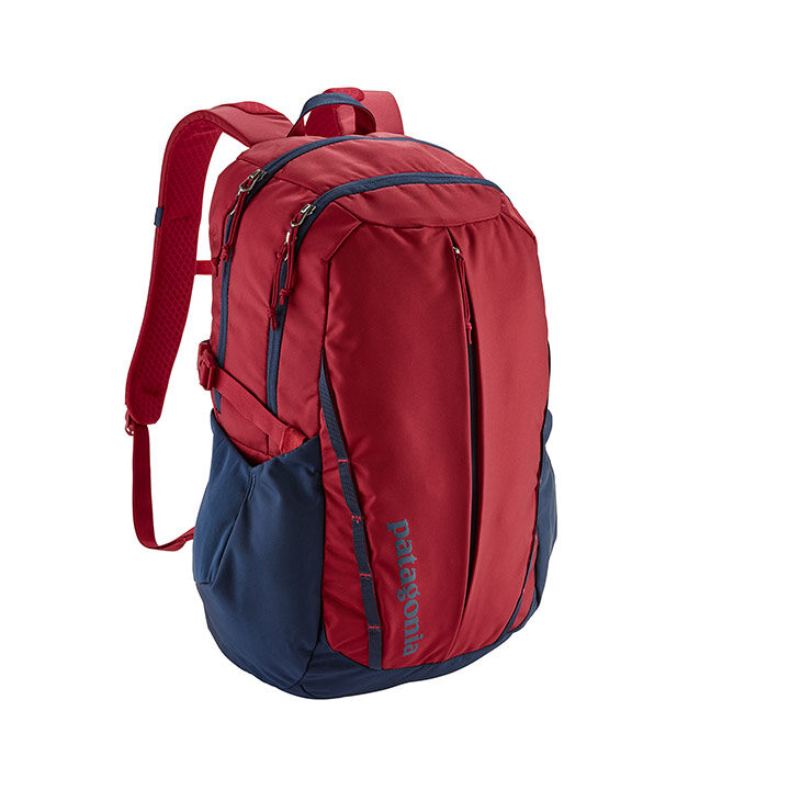 Patagonia Refugio Rugzak 28L Classic Red - Monkshop