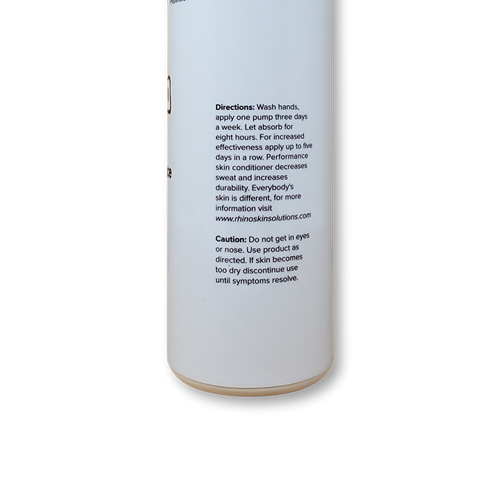 Rhino Skin Performance Lotion - Monkshop