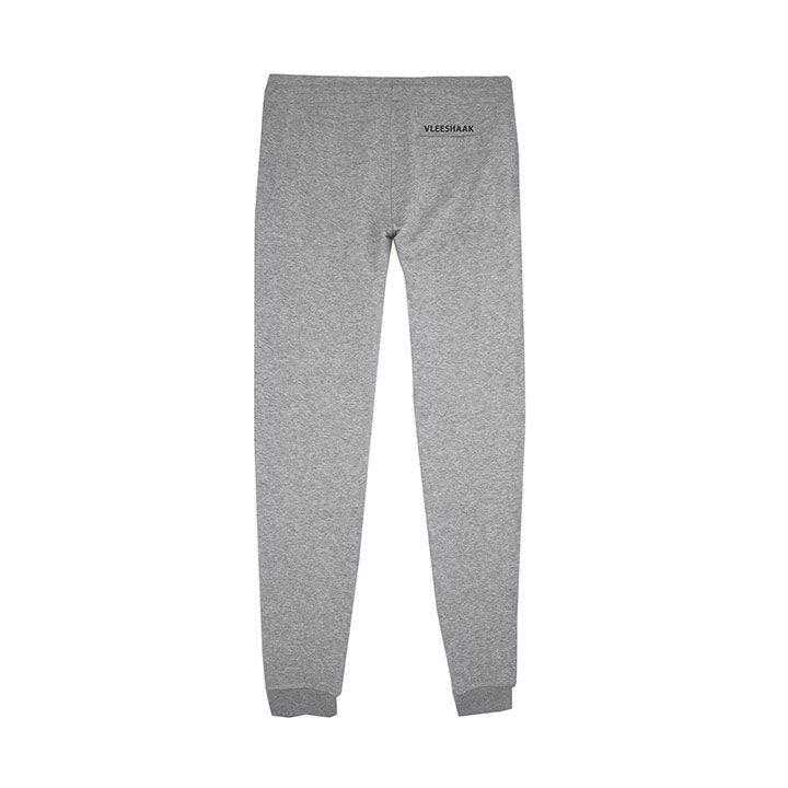 Vleeshaak Heren Jogger Heather Grey - Monkshop