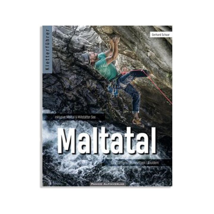 Maltatal Klim- en Bouldertopo (2019) - Monkshop