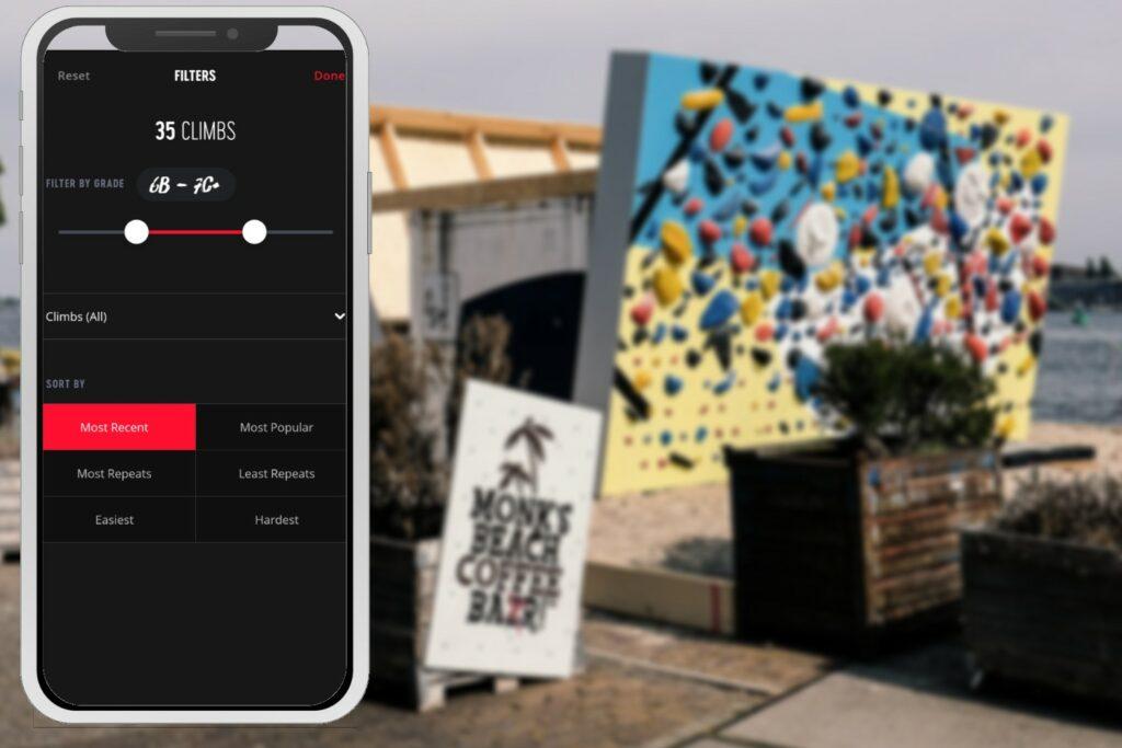 Stokt-app-trainingswand