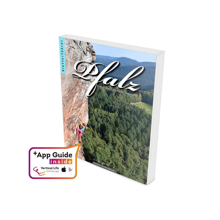 Pfalz Sportklimtopo (2019) - Monkshop