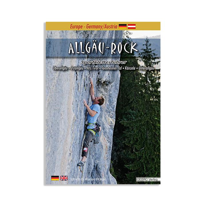 Allgäu Rock Sportklimtopo (2020) - Monkshop