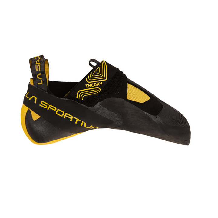 La Sportiva Theory Heren Black Yellow - Monkshop