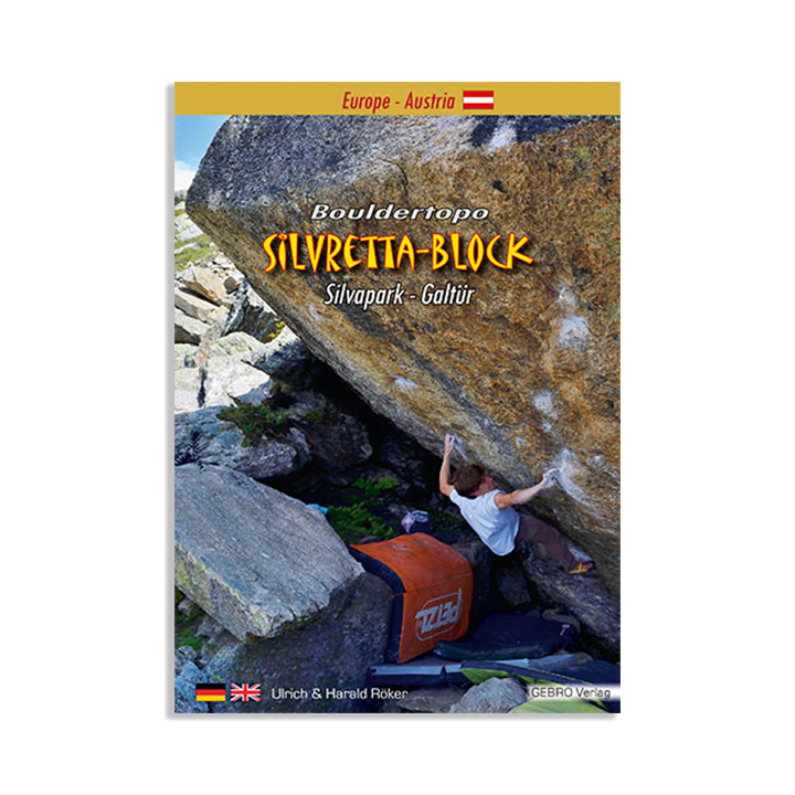 Silvretta Block Bouldertopo (2019) - Monkshop