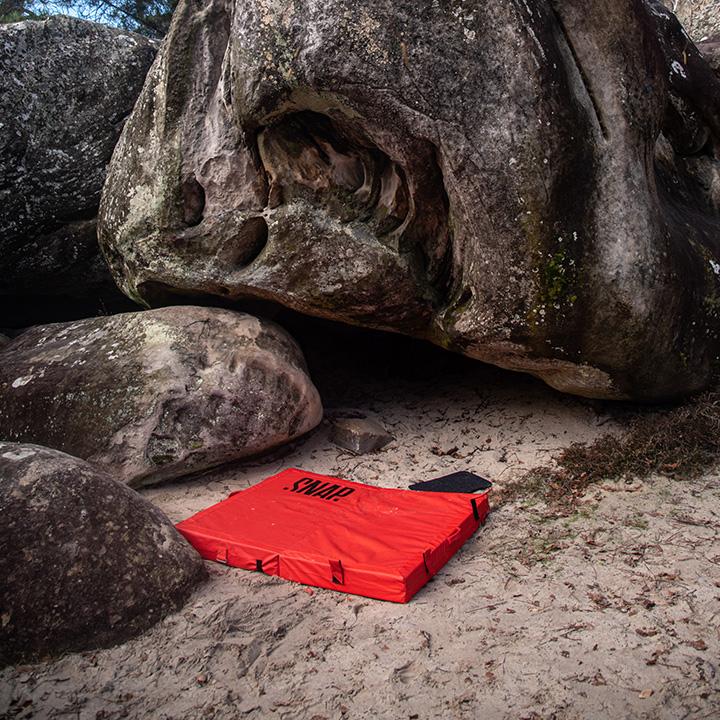 Snap Climbing Rebound Crashpad - Monkshop