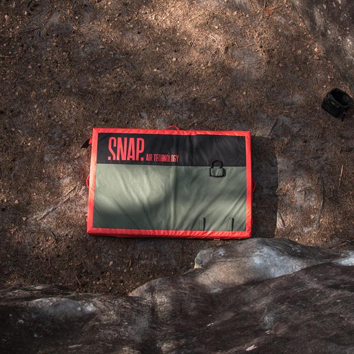 Snap Climbing Wham Crashpad - Monkshop