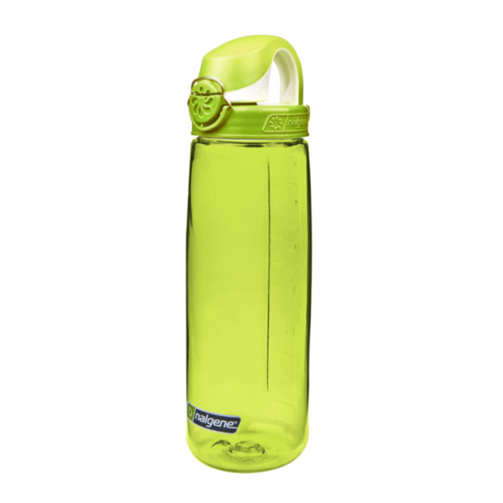 Nalgene On The Fly 750ml Drinkfles Spring Green w/ Iguana Green Cap - Monkshop