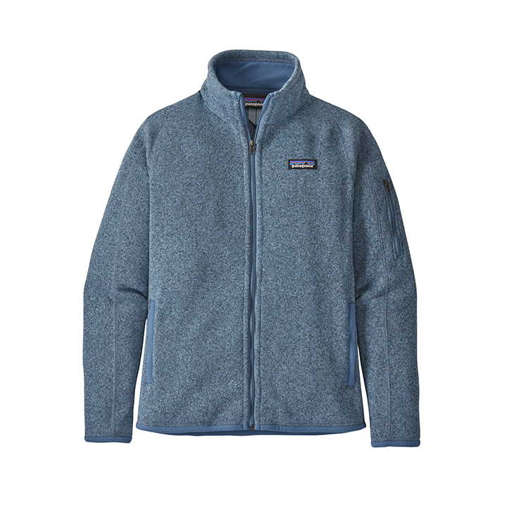 Patagonia Better Sweater Damestrui Berlin Blue - Monkshop