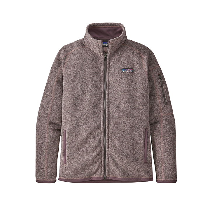 Patagonia Better Sweater Damestrui Haze Purple - Monkshop