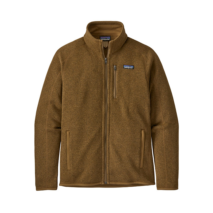 Patagonia Better Sweater Herentrui Mulch Brown - Monkshop