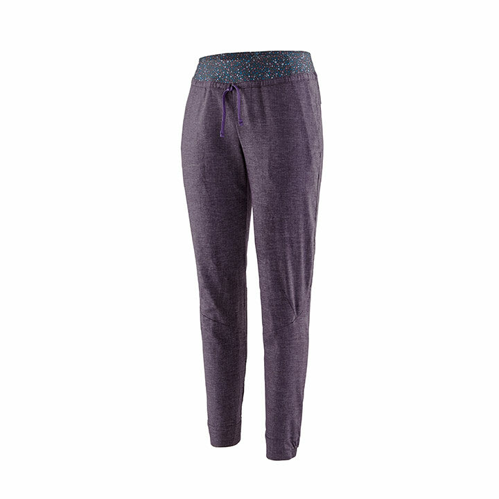 Patagonia Hampi Rock Dames Klimbroek Piton Purple - Monkshop