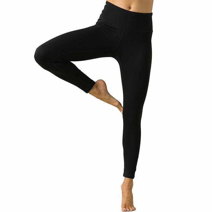Prana Transform 7/8 Legging Black - Monkshop
