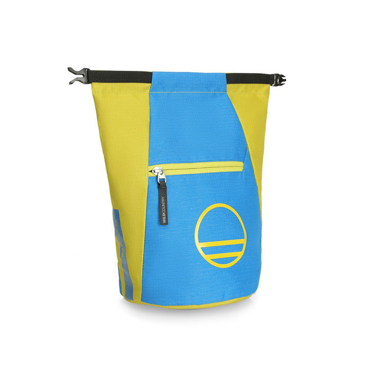 Wild Country Spotter Boulderpofzak Yellow - Monkshop
