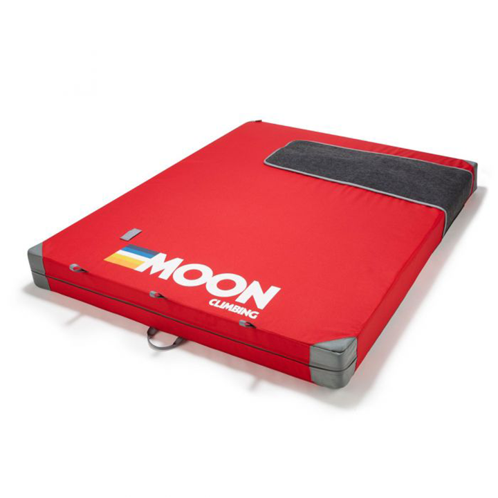 Moon Saturn Crashpad True Retro Stripe Red - Monkshop