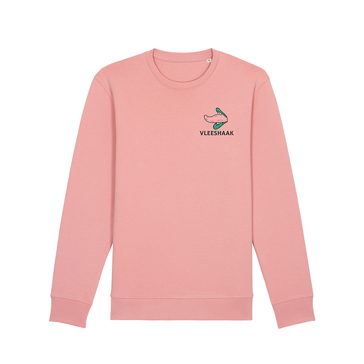 Vleeshaak Cotton Candy Unisex Trui - Monkshop