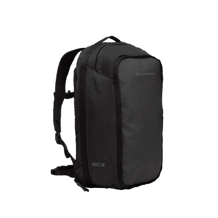 Black Diamond Creek Mandate 28L Rugzak Black - Monkshop