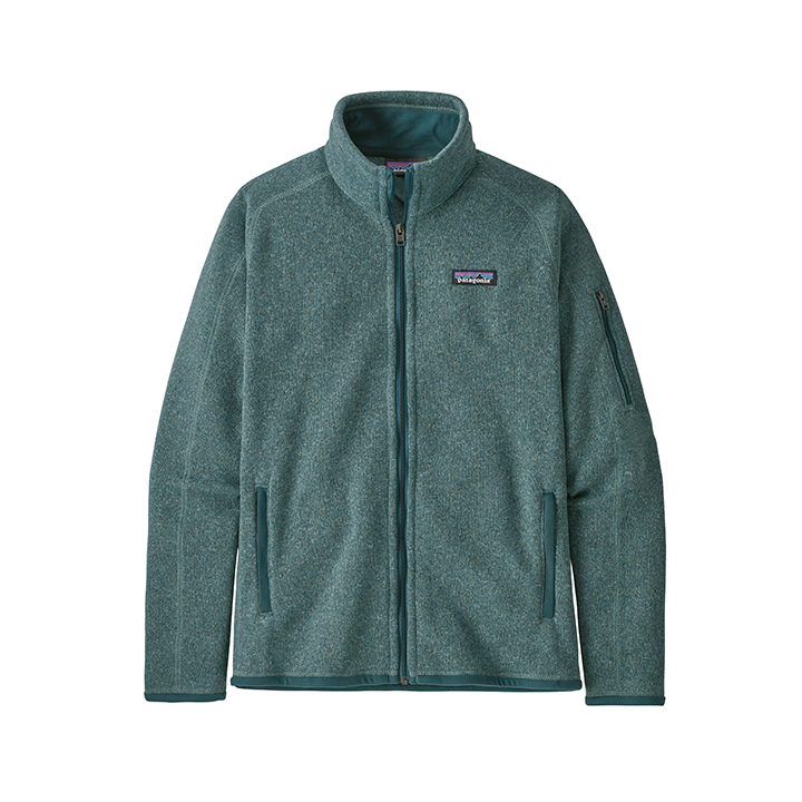 Patagonia Better Sweater Damestrui Regen Green - Monkshop