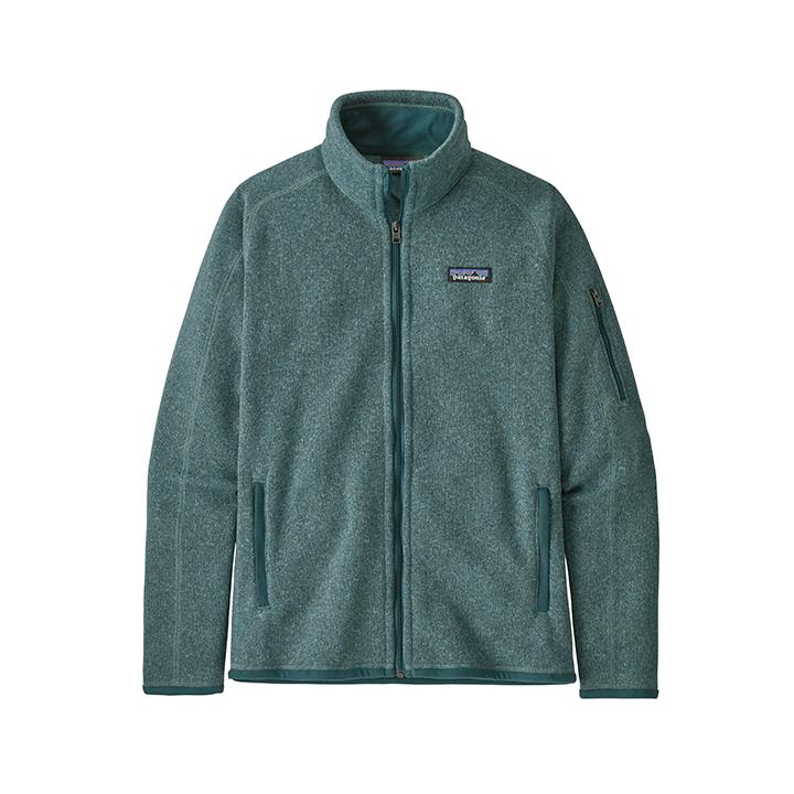 Patagonia Better Sweater Damestrui Regen Green - Monkshop