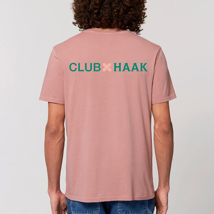 Club Monk X Vleeshaak T-Shirt - Monkshop