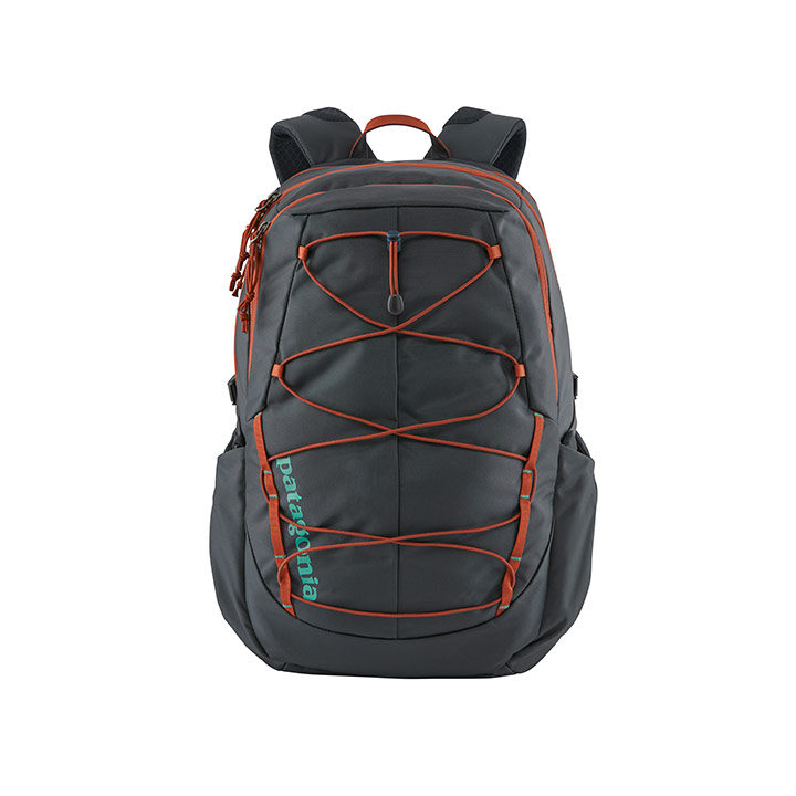 Patagonia Chacabuco Rugzak 30 L Smolder Blue With Roots Red - Monkshop