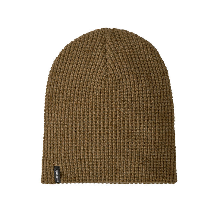 Patagonia Desert Sky Beanie Mulch Brown - Monkshop