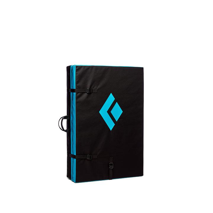 Black Diamond Circuit Crashpad Aqua Blue - Monkshop