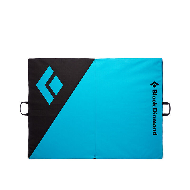 Black Diamond Circuit Crashpad Aqua Blue - Monkshop