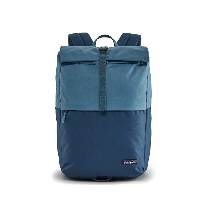 Patagonia Arbor Roll Top Pack Abalone Blue - Monkshop