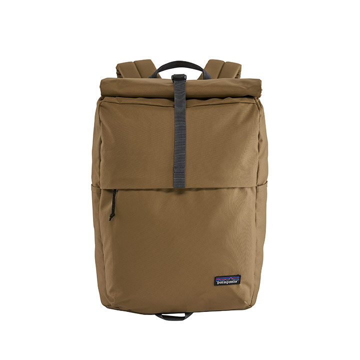 Patagonia Arbor Roll Top Pack Coriander Brown - Monkshop