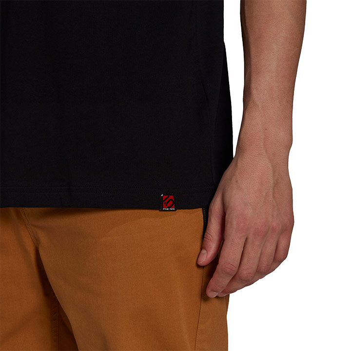 Adidas 5.10 Stealth Cat Graphic Heren T-Shirt Black - Monkshop