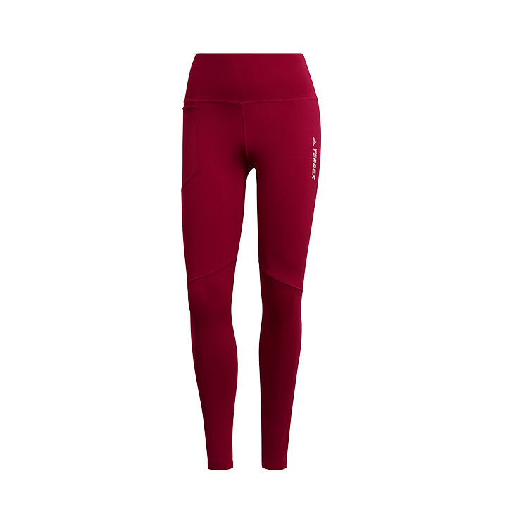 Adidas Terrex Multi Dameslegging Power Berry - Monkshop