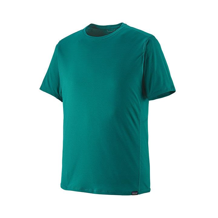 Patagonia Capilene Cool Lightweight Heren T-Shirt Borealis Green - Monkshop
