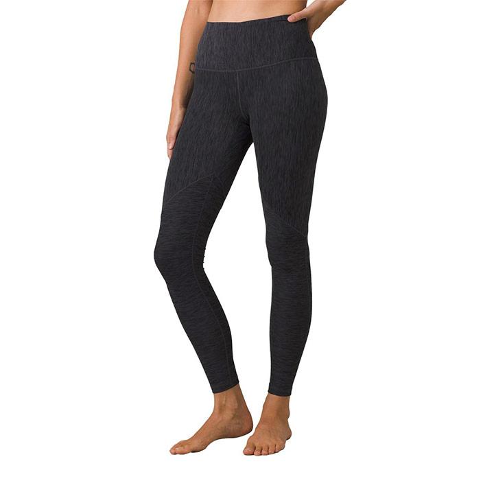 Prana Ecospave Legging Onyx Heather - Monkshop
