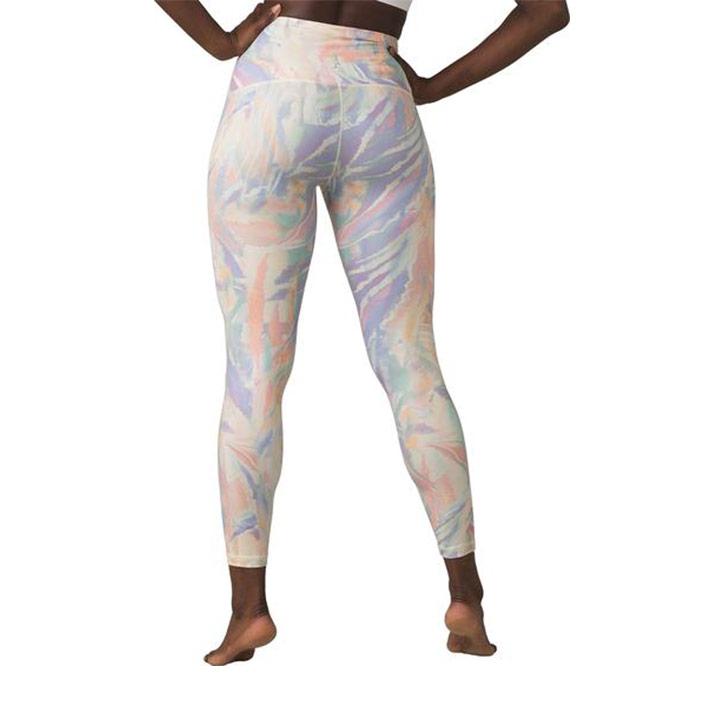 Prana Kimble Printed 7/8 Legging Luminescence - Monkshop