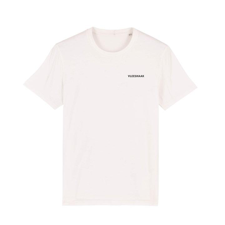 Vleeshaak 3D Flapper T-Shirt Off White - Monkshop