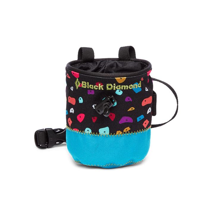 Black Diamond Mojo Kids Chalk Bag Azul - Monkshop