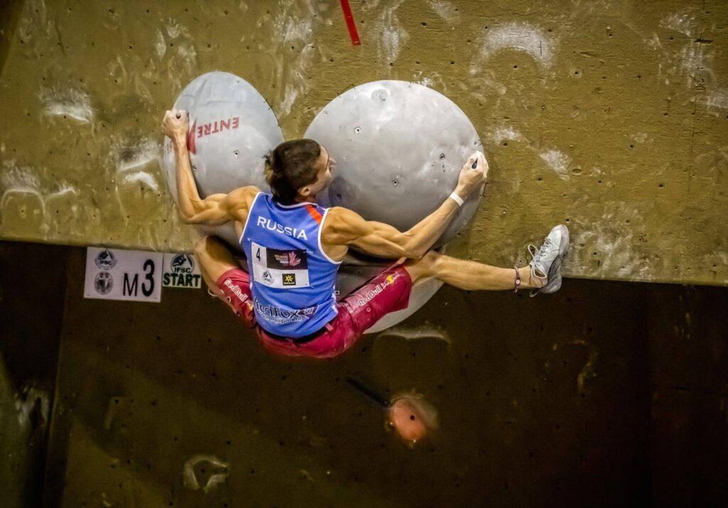 Olympisch klimmen, dit moet je doen
