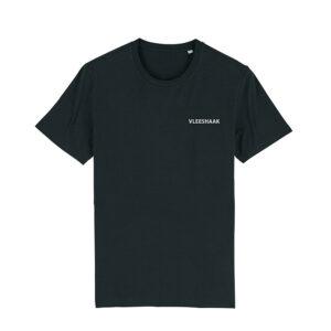 Vleeshaak 3D Flapper T-Shirt Barely Black - Monkshop