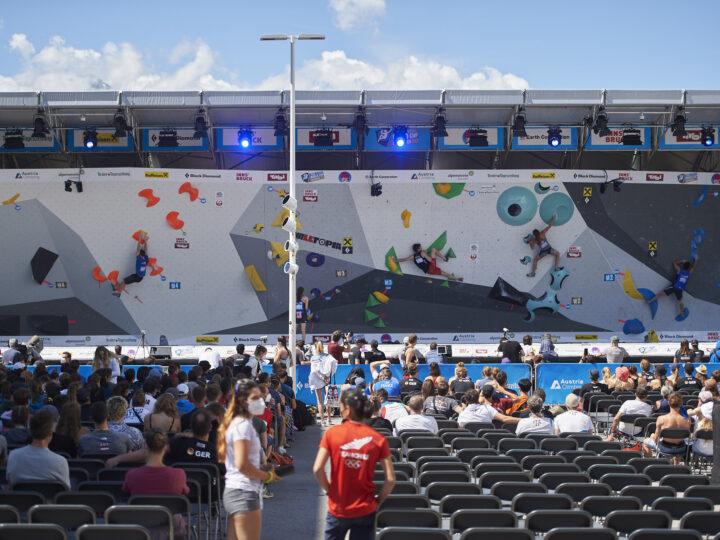 Olympische klimmers, op wie moet je letten